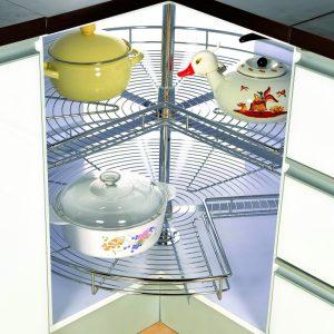 Corner Storage units